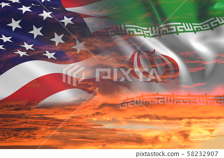 USA United States of America and Iran relations - 58232907