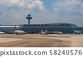 Singapore · Changi International Airport 58240576