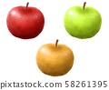 蘋果蘋果蘋果梨水果水果 58261395