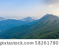 the Mountain of Kowloon Peak ,hong kong 58261780
