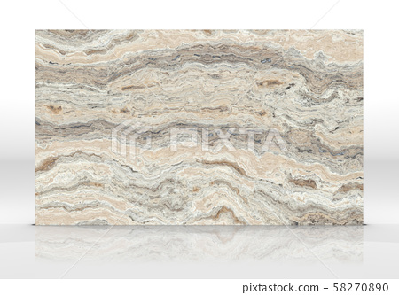 Travertine marble Tile texture 58270890