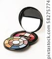 Makeup colorful collection closeup 58275774