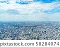 [Tokyo] City view from Tokyo Sky Tree, Asakusa / Ueno 58284074