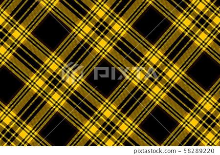 tartan seamless pattern on dark background 58289220