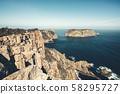 Landscape of Tasman peninsula, Tasmania, Australia 58295727
