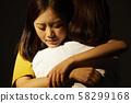 拥抱一个女人 58299168