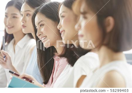 婦女商業研討會 58299403