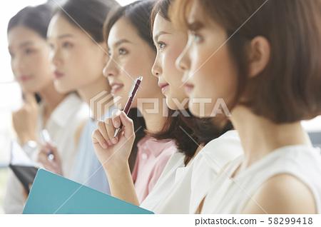 婦女商業研討會 58299418