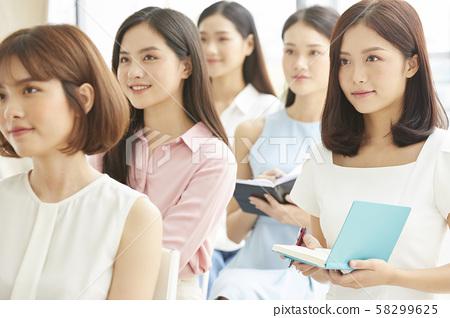 妇女商业研讨会 58299625