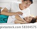 부모와 자식 라이프 스타일 낮잠 58304575