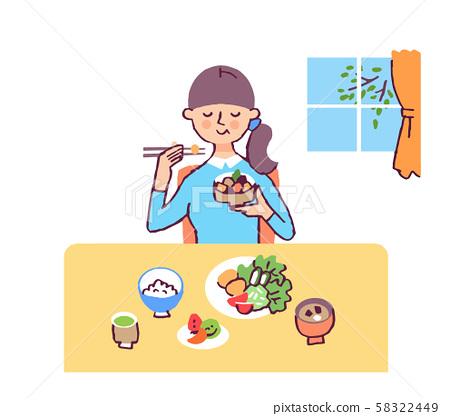 一個吃的女人 58322449