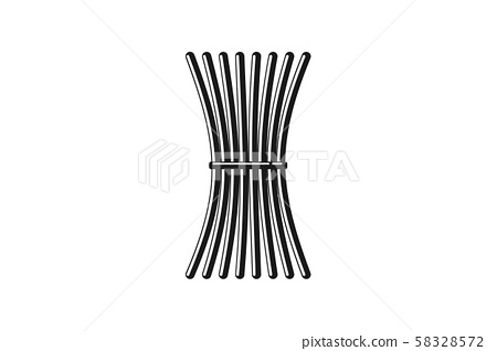 a handful of sticks, symbol of unity logo Designs 58328572