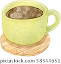 咖啡 58344651