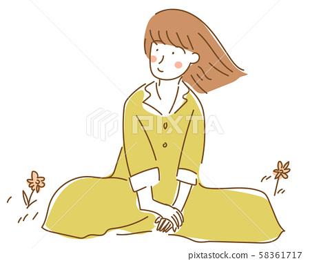 Women Relax 58361717