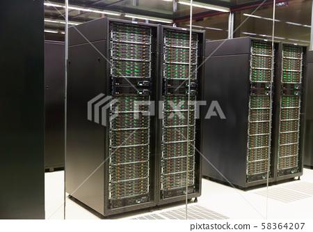 Data center servers 58364207