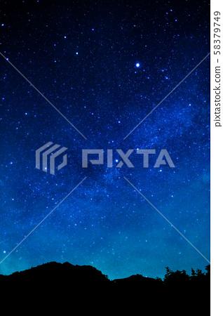타케 등산 : 천상의 밤하늘 58379749