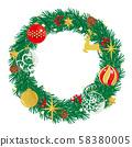 크리스마스리스 58380005