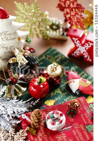 크리스마스 이미지 58384449