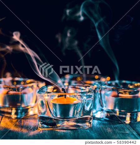 萬聖節裝飾煙萬聖節裝飾煙 58390442