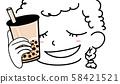 Taiwan Travel Tapioca Milk Tea 58421521
