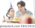 วันเกิดของครอบครัวไลฟ์สไตล์ 58423910