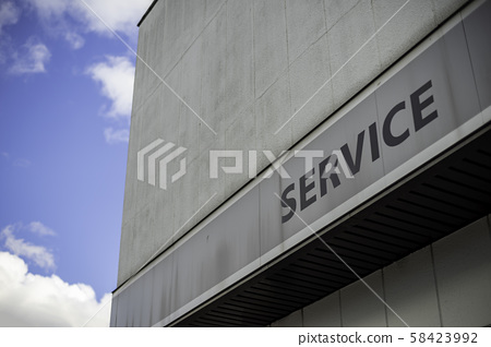 Pit service 58423992