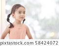 女孩肖像 58424072