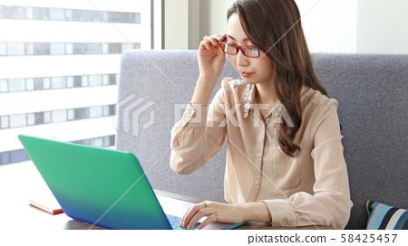 眼鏡休閒商務 58425457