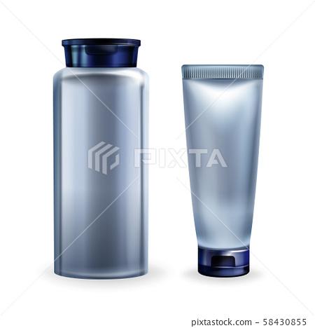shaving cream, lotion. Cosmetics for men 58430855