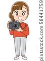 相機女孩 58441759