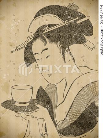 難波復古中再次出現高級美女Rokakuya 58443744