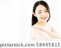 여성 미용 피부 관리 58445815