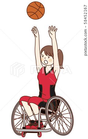 장애인 올림픽 농구 58452167