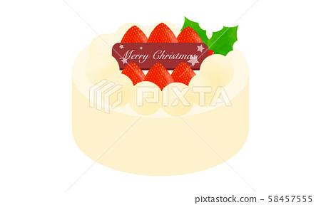 Christmas cake 58457555