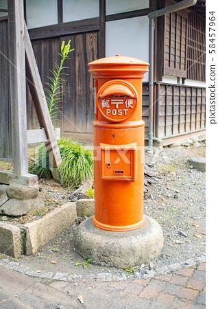 Post cylinder 58457964