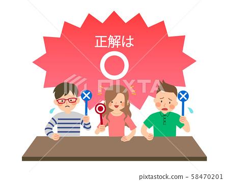 ○ × Quiz Youth 58470201