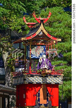 秋季高山祭典(2019) 58475686