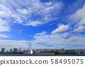 秋天的彩虹橋圖像(照片) 58495075