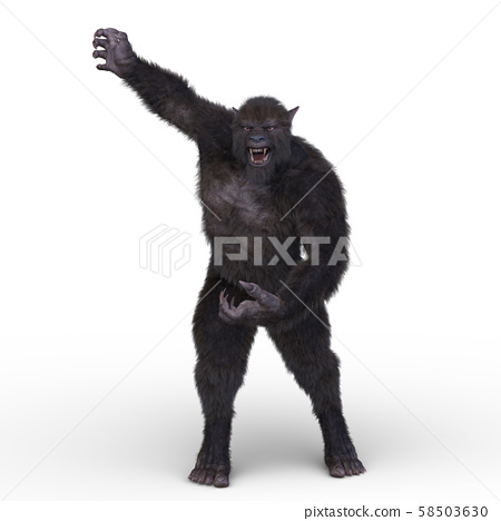 大猩猩怪物 58503630
