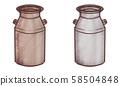 R : 향수 목장의 우유 캔 1 58504848
