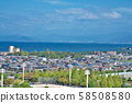 [For Lake Biwa from Hikone Castle] 1 Kinkacho, Hikone City, Shiga Prefecture 58508580