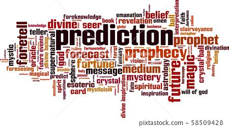 Prediction word cloud 58509428