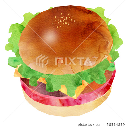 Hamburger 7 58514859