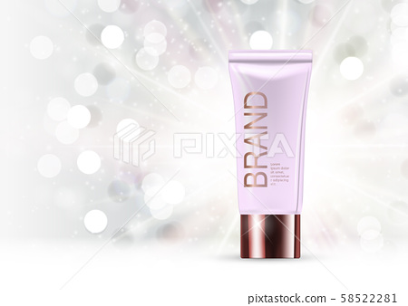 Design Cosmetics Product  Template for Ads or 58522281