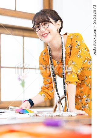 Fashion designer women 58532873