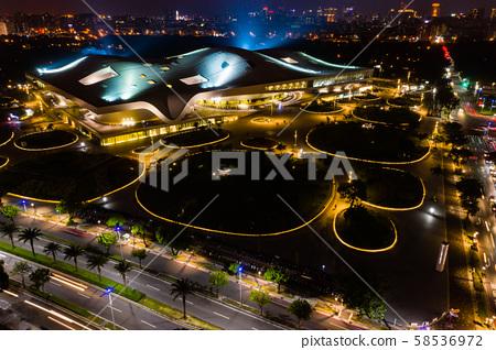 臺灣高雄衛武營都會公園Asia Taiwan Kaohsiung Park 58536972