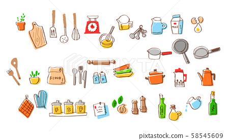廚具材料套裝A. 58545609