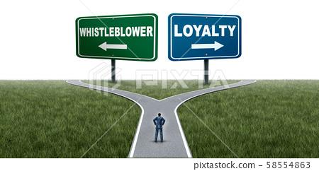 LoyaltyOr Whistleblower 58554863