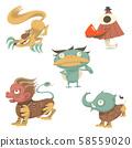 Youkai illustration 3 58559020