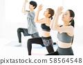 健身運動健身房鍛煉 58564548